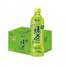 康师傅绿茶500ML一箱(15瓶)