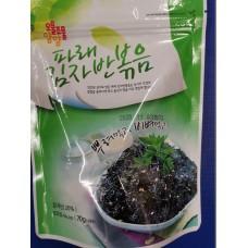 韩国拌饭紫菜