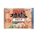 功夫番茄牛肉水饺
