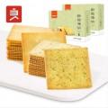 脆酥薄饼(原味)-良品铺子