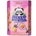 日本明治小熊猫饼干草莓味(10小袋入)