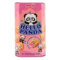 日本明治小熊猫饼干草莓味(缺货)