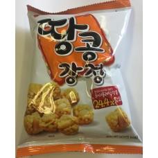 韩国花生酥立方